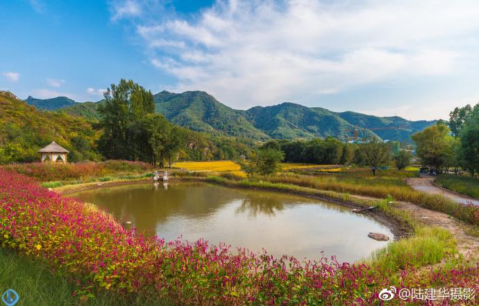 都說熱河飲馬川比江南的風景更美