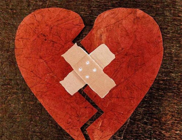 八張為人稱道的人性圖:受傷的心怎么會復原?圖片