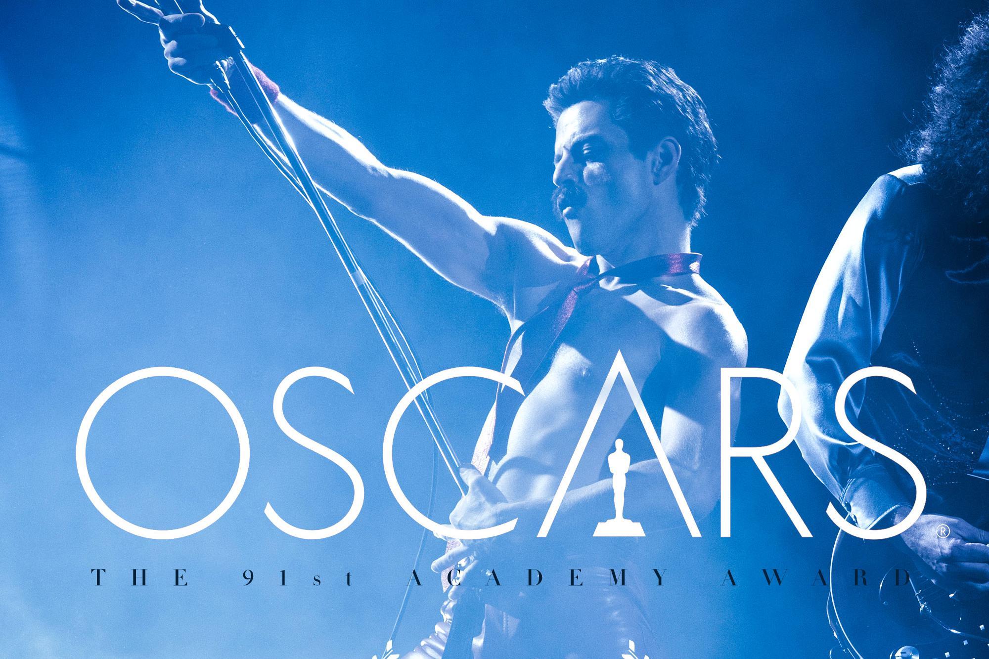 《波西米亚狂想曲》获奥斯卡4项大奖,皇后乐队颁奖典礼燃爆现场