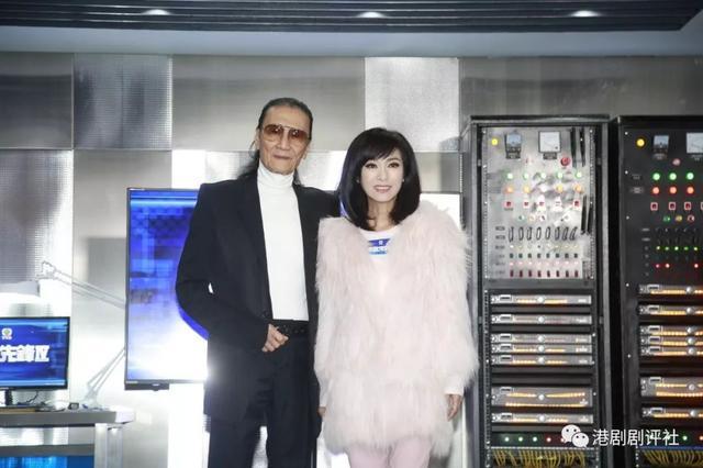 《法证4》谢贤再拍TVB剧受演员欢迎 跟米雪相隔20年再合作