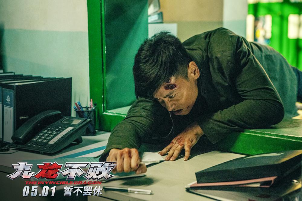 """《九龙不败》张晋与拳王强者对决   """"尖钉刺面""""挑战极限"""