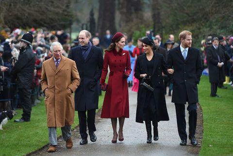 哈里王子和梅根·马克尔可能会缺席女王一年一度的圣诞庆祝活动