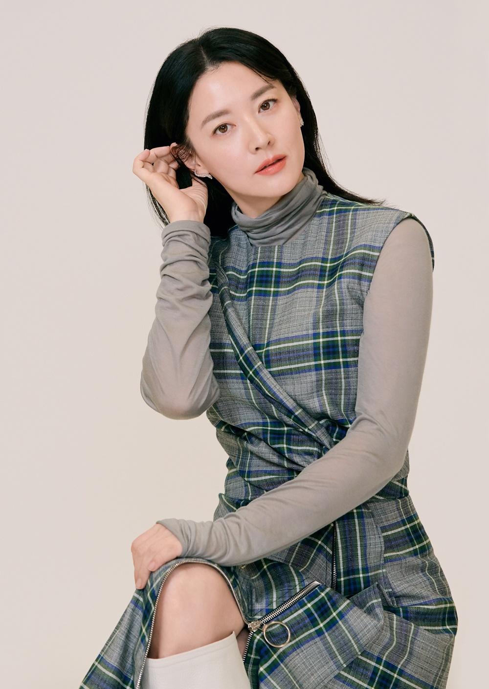 韩国女演员李英爱透露了她爱上防弹少年团的原因