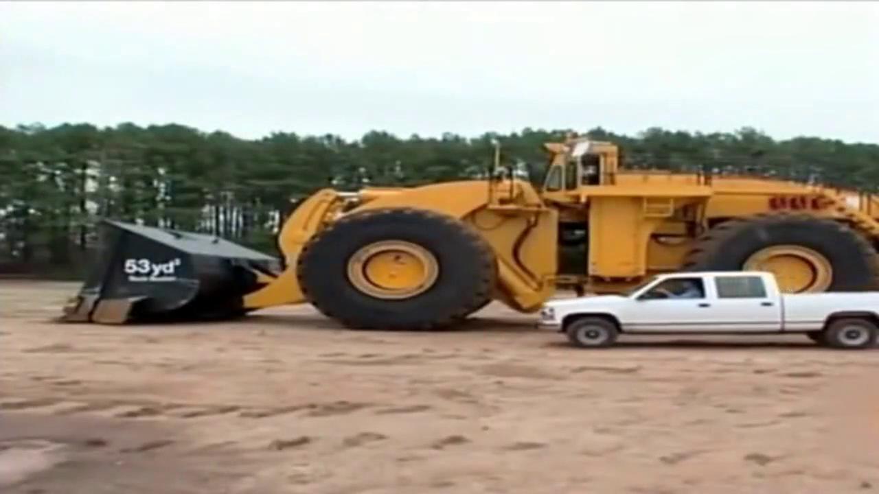 世界上最大的超级铲车