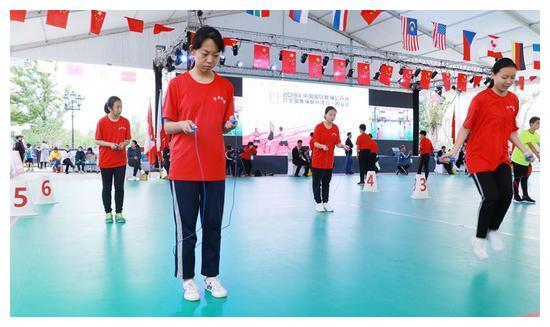 全国跳绳联赛固安成绩优异 助推本土竞技体育发展