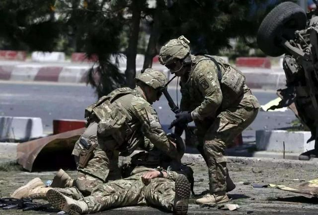 白宫:阿富汗军队遭袭有所增加 但驻阿美军未受影响