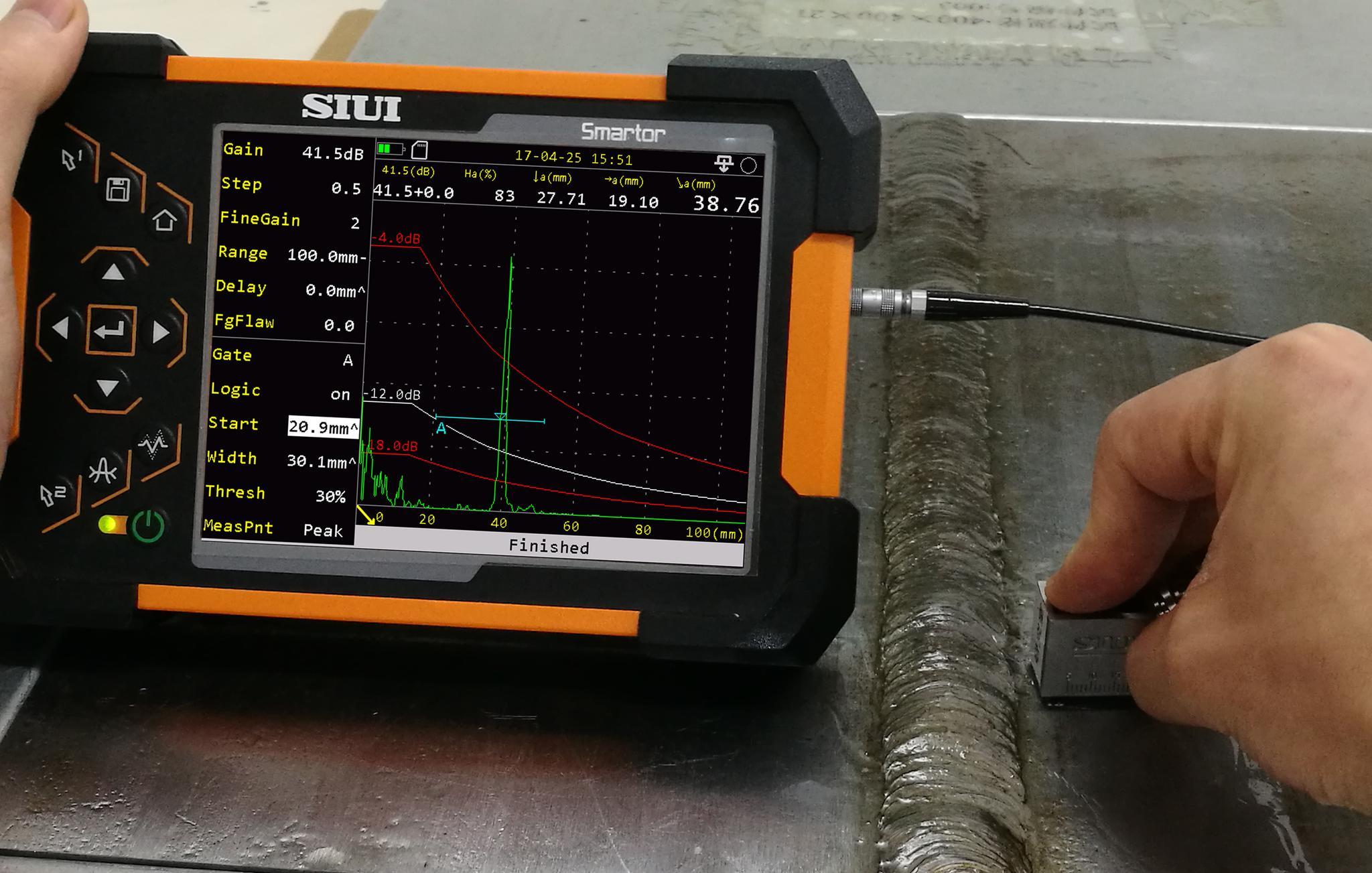 浅析超声波无损检测