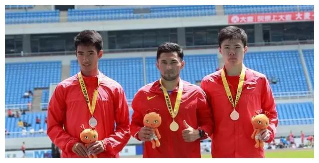 全国田径锦标赛男子800米决赛新疆选手夺冠