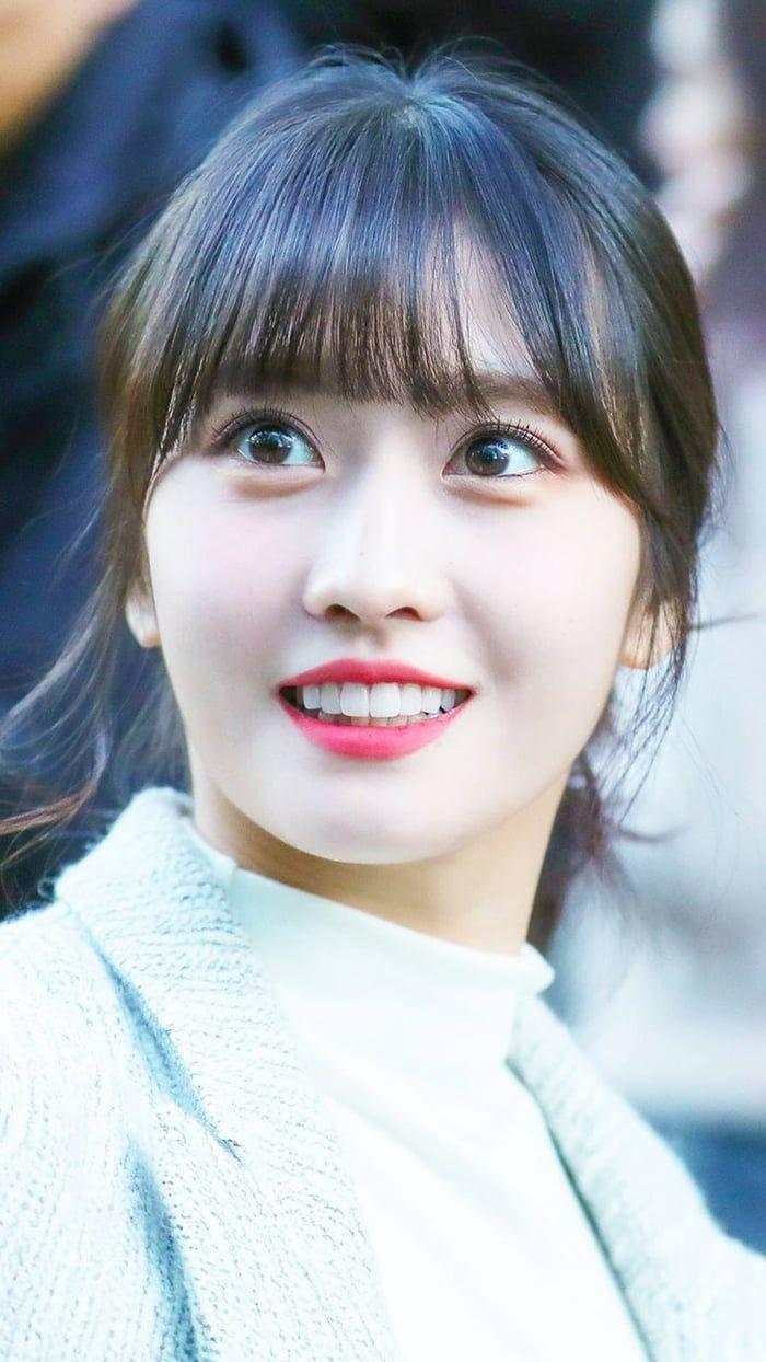 TWICE成员的眼睛多么漂亮 金多贤是唯一一个单眼皮
