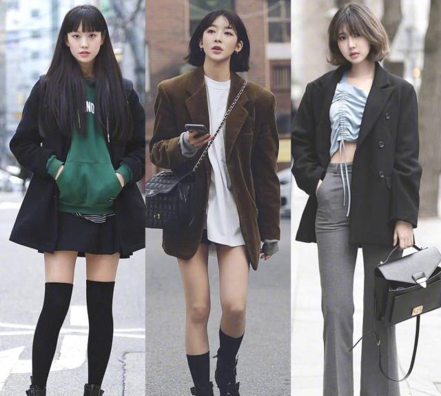 最实用的27套秋季搭配,实力变身潮流女孩,显高显瘦显腿长