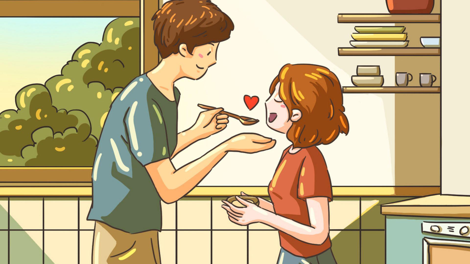 恋爱_他们值得珍惜,爱情里会非常体贴女友的三大星座男