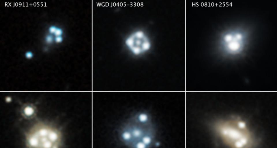 好消息!科学家首次发现最小的块状暗物质!