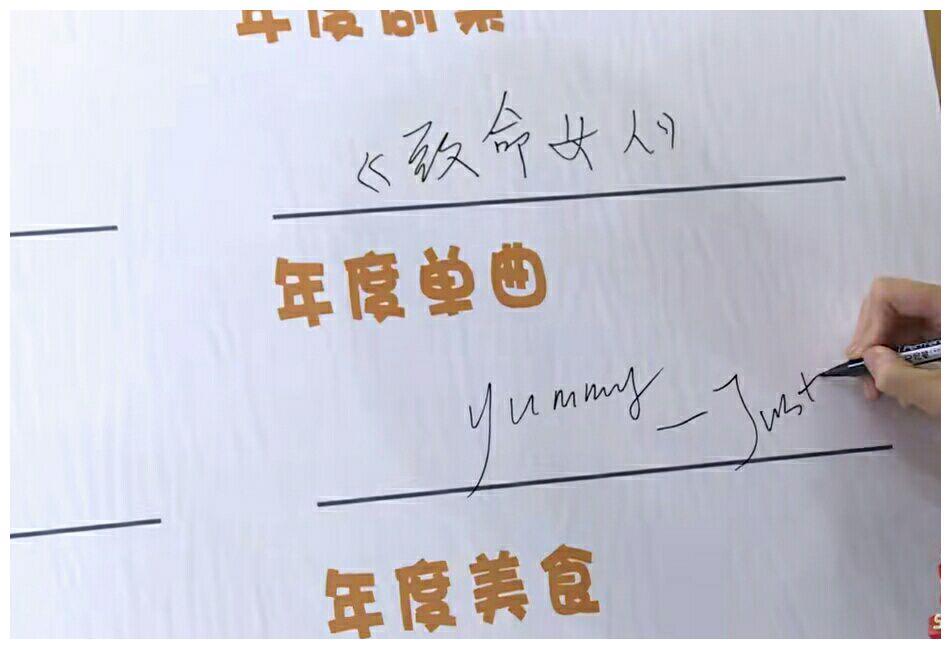 《王牌》中关晓彤说出最喜欢年度单曲时,网友酸了,竟不是鹿晗的