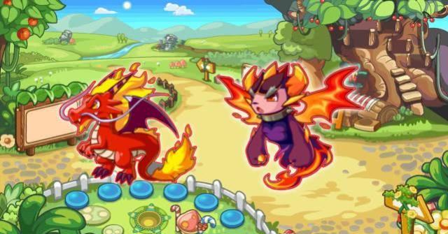洛克王国手游即将开启,你会选择火花还是喵喵?