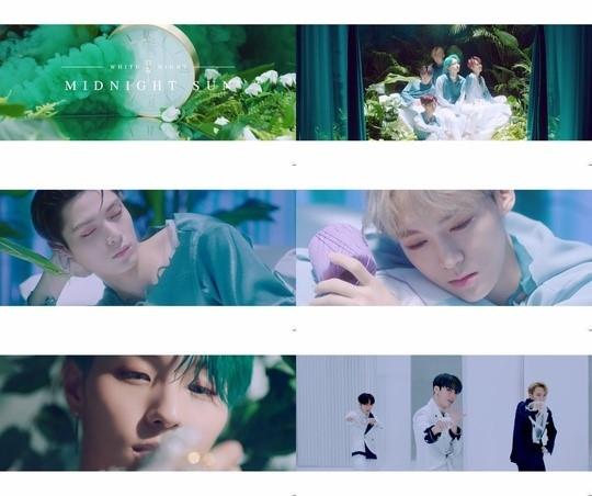 7 O'CLOCK主打歌《Midnight Sun》MV预告视频公开 幻想的气氛