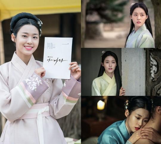 AOA金雪炫在电视剧《我的王国》中证明的成长和演技 洗刷了成见
