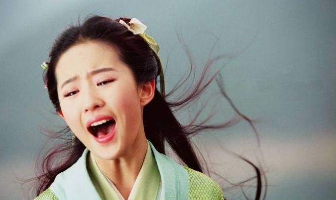 《仙�ζ�b�鳌防锞谷徊亓诉@么多美人,最美不是�⒁喾贫�是她!