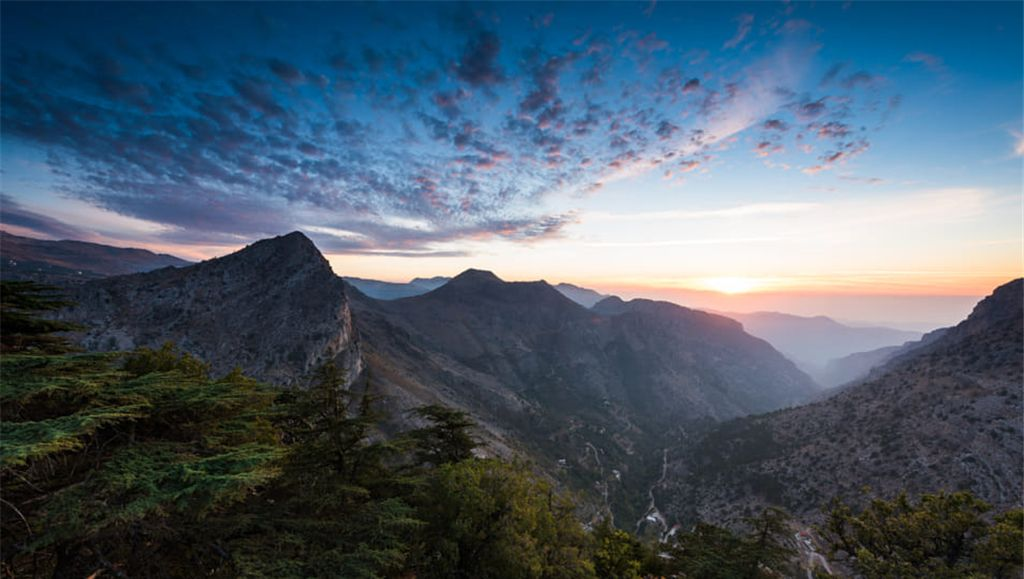 爱上你的美丽与不凡——黎巴嫩,风景如画!