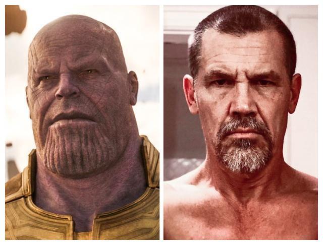 13个漫威超级英雄电影角色去掉妆容后的样子