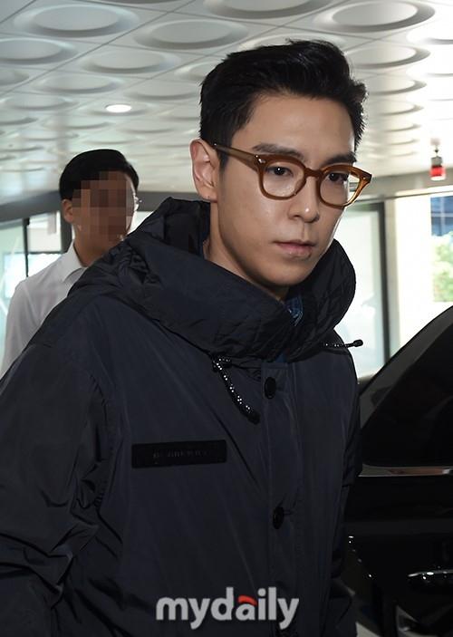 BIGBANG的TOP面对恶意评论亲自回复 无意重返演艺圈