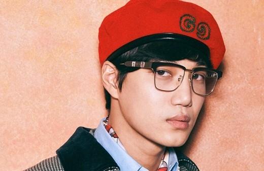 金钟仁登上男性时尚杂志《GQ》 评选为2020最佳着装第7名