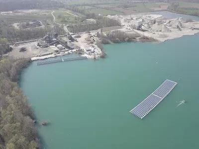尚德助力德国最大漂浮式光伏电站顺利并网