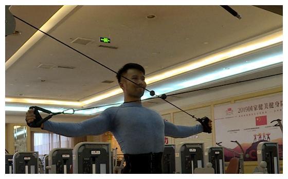 中国健美健身队备战正当时,世锦赛目标志在创佳绩