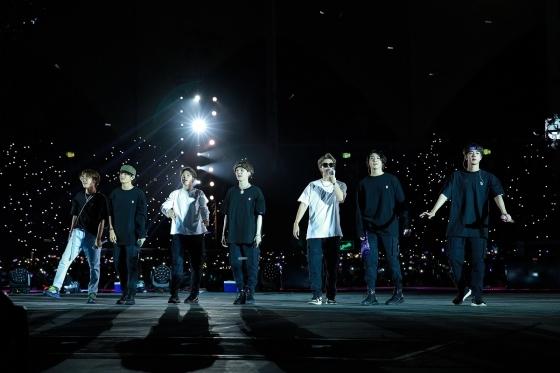 Billboard:防弹少年团世界巡回演唱会销售额1.1660亿美元