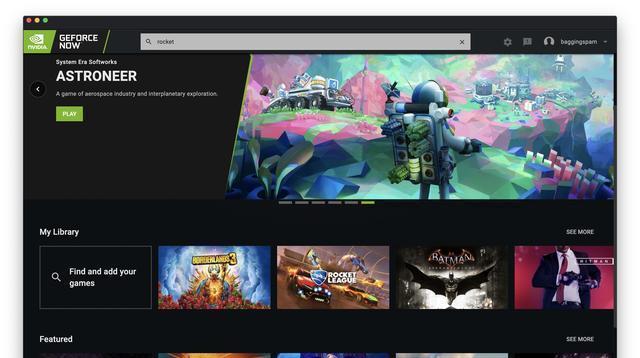 英伟达云游戏平台GeForce Now获IGN7分评价