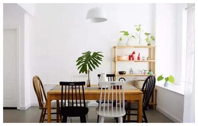 新房地面装修不贴瓷砖,学潮流做这种设计,好看又不过时