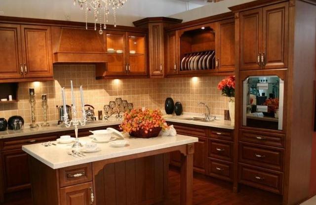 为什么有钱人的厨房不做吊柜?原来都潮流这样设计,简单实用