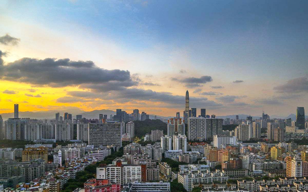 深圳GDP超香港_深圳gdp首次超过香港,是深圳增速太快,还是香港经济低迷?
