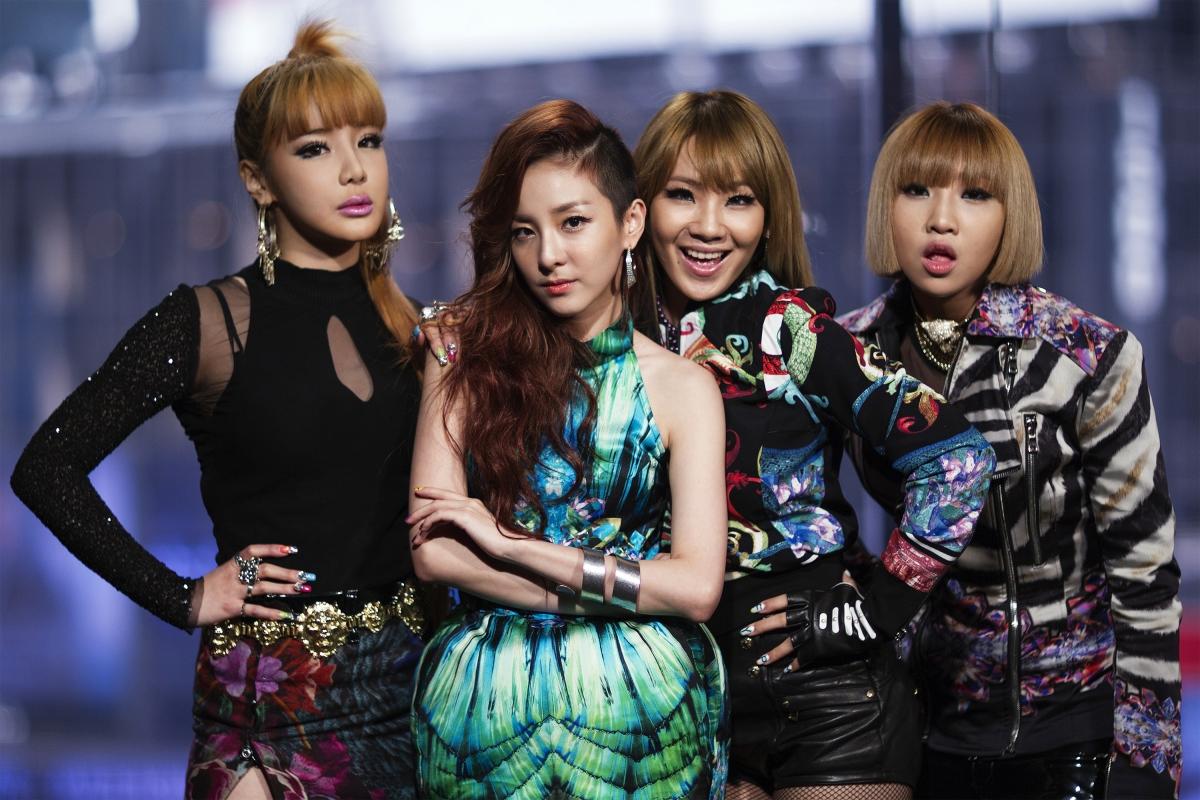 韩国女团实力排名 史上最让韩国人自豪的7支韩国流行女团