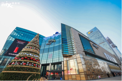 沈阳万象城2019圣诞亮灯盛典,开启城市极光之旅