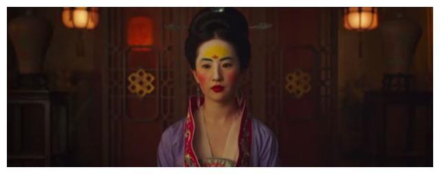 刘亦菲版花木兰,是你想要的那款吗?