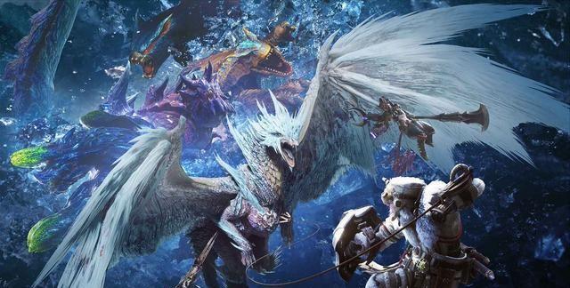 销售火爆!《怪物猎人:世界》冰原DLC全球出货量突破250万份