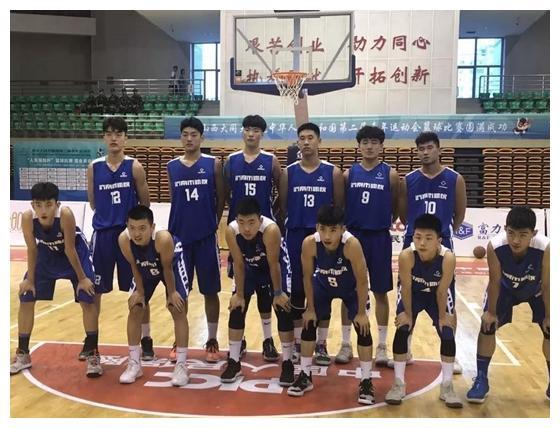 小组赛五战全胜!济南体校U16男篮二青会顺利晋级四强