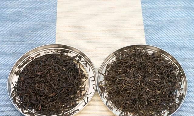 参香,六堡茶,药香,出現,传统工艺