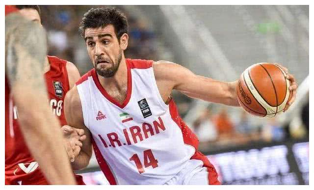 伊朗昔日篮球巨星号称亚洲最强 如今退出NBA落选世界杯大名单