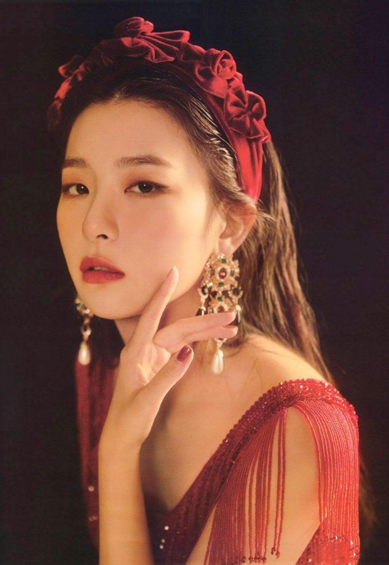 Red Velvet姜涩琪让所有人在最近的演唱会上都屏住了呼吸