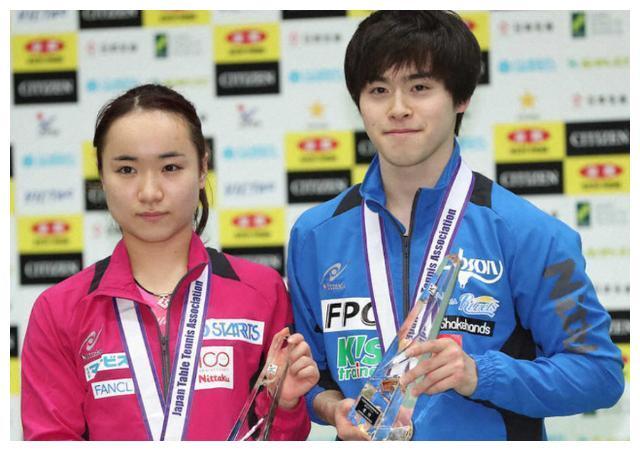 伊藤美诚冲击3冠王!混双已摘金牌,即将挑战女单、女双全国冠军