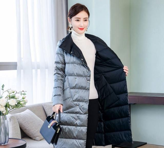 时尚百搭的羽绒服款式,保暖且不失潮流与时尚