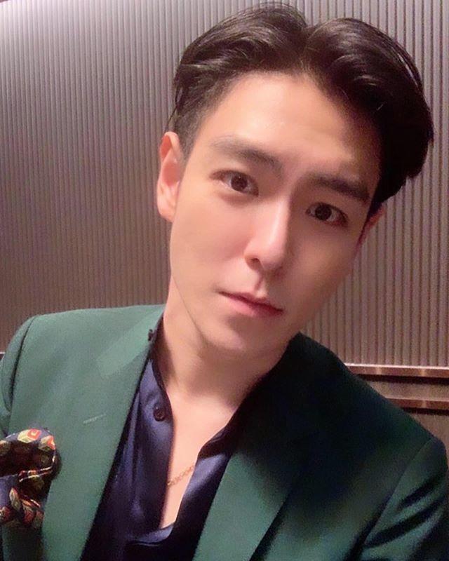 BIGBANG的T.O.P崔胜贤太帅了?穿着西装的近况照片让粉丝兴奋不已