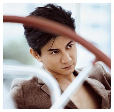 吴奇隆短发造型,引领男士时尚潮流,简直太帅气了!