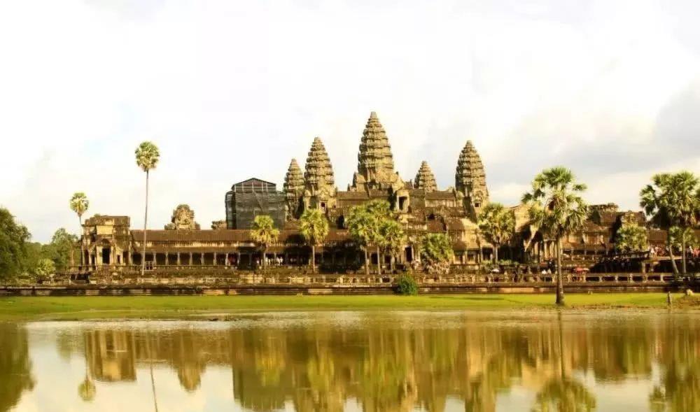 带你游柬埔寨吴哥窟