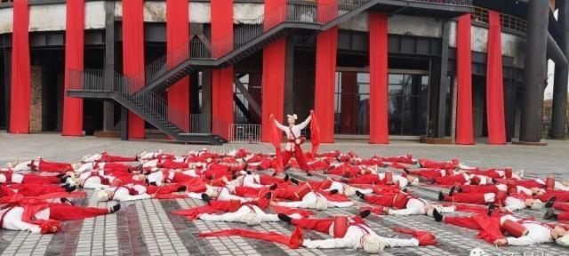 """石景山上演""""舞蹈风暴"""",首钢园又添创意""""新玩法"""""""