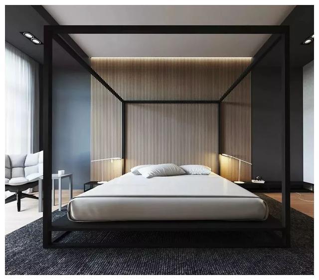 卧室背景墙设计新潮流,分分钟让你的卧室变美