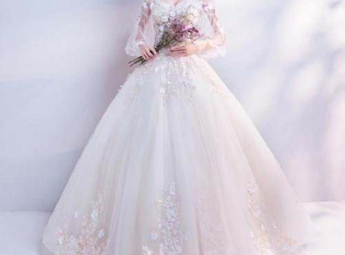 心理学:假如结婚了你会选择哪件婚纱?测你会在几岁结婚,真准!