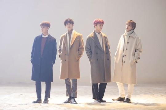 NCT U新曲《Coming Home》将于12月13日发售 传达爱与感谢的叙事曲