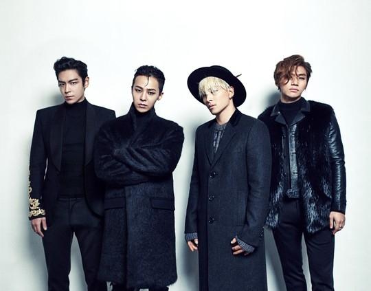 BIGBANG终于重新开始活动?将出演4月举办的科切拉音乐节